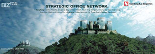 </br>Strategic office network</br>